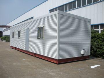Китай Высокие дома кабины журнала Eco изоляции модульные, дома журнала зеленого Prefab модульные дистрибьютор