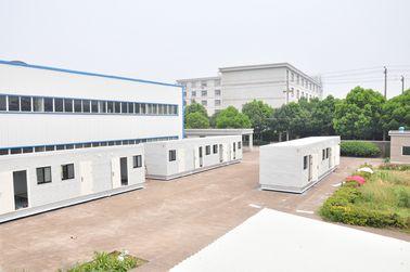 Китай Дома законченного Prefab 100% модульные для офиса, для спальни дистрибьютор