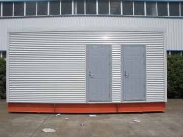 Китай Дома многофункционального Префаб железного каркаса модульные для мобильных туалета/офиса дистрибьютор