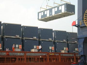 Китай Хозяйственные предпочитаемые самомоднейшие наборы модульных домов с законченной поверхностью дистрибьютор