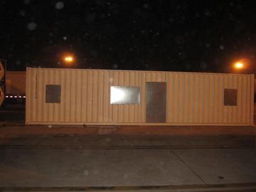 Китай Дома широкого После-Бедствия самомоднейшие модульные, светлые стальные наборы модульного дома дистрибьютор