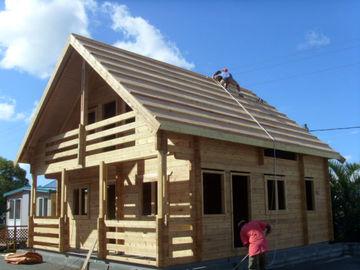 Китай Тропическое бунгало Overwater вентиляции влаги/деревянные дома дистрибьютор