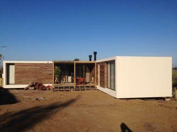 Панельные дома стальной структуры самомоднейшие, дом бунгала Уругвая планируют