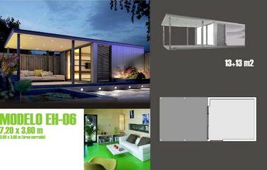 Самомоднейшая движимость Accents дом праздника/полуфабрикат студия сада для прожития праздника