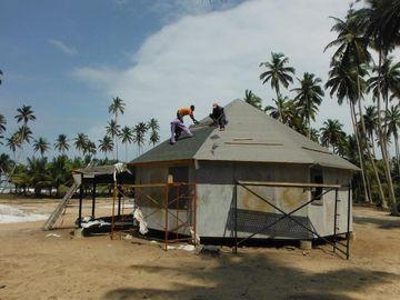 Китай Бунгало пляжа курорта гостиницы/острова стенда Prefab дистрибьютор