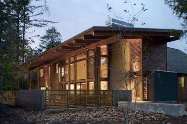 Китай Полуфабрикат дом для юга - американец набора, светлые дома железного каркаса дистрибьютор