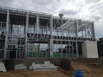 Китай Самомоднейшие быстрые устанавливают панельный дом, модули снабжения жилищем металла полуфабрикат дистрибьютор
